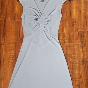 Bcbgmaxazria Gray/blue Dress